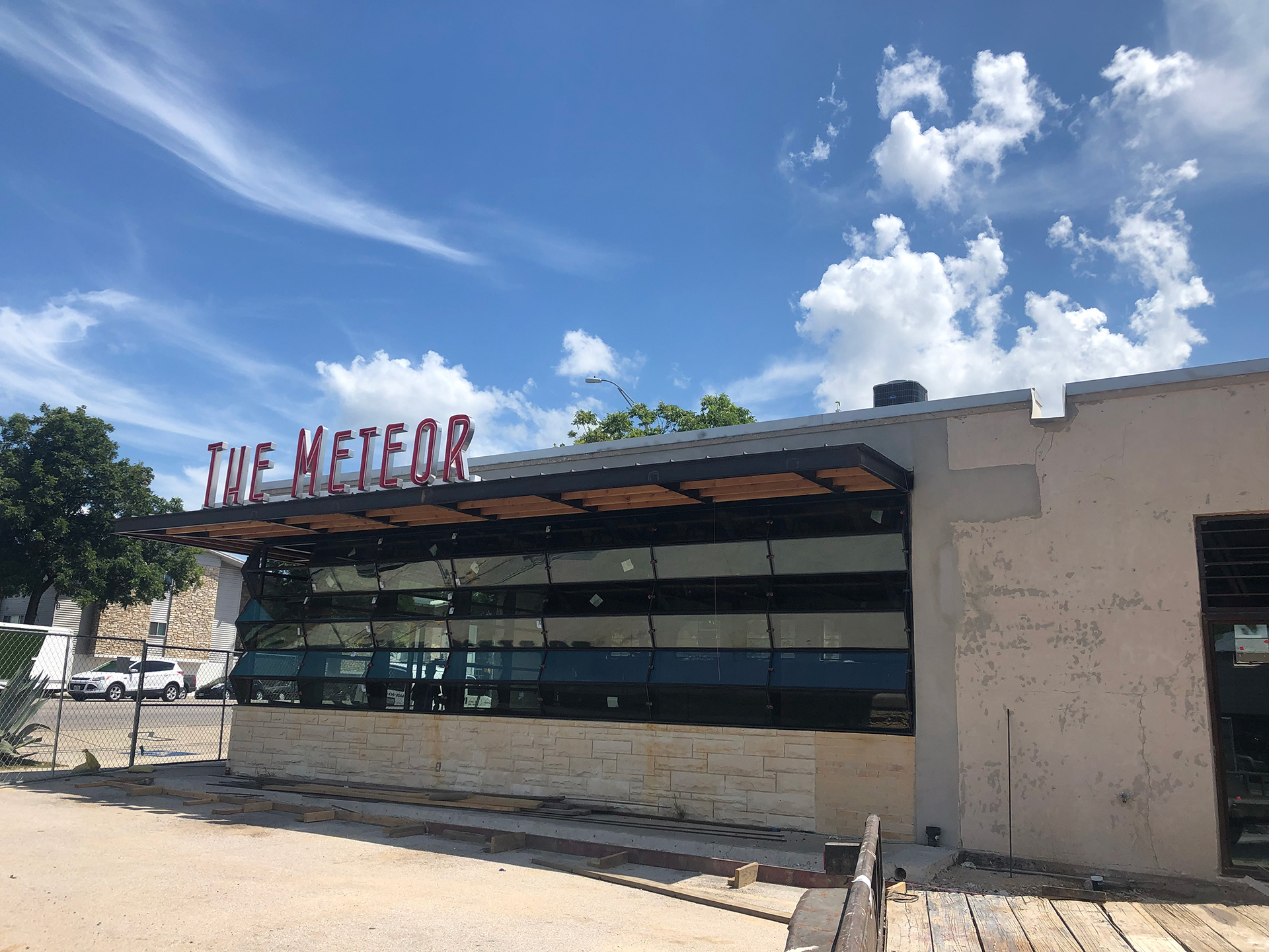 the meteor austin texas